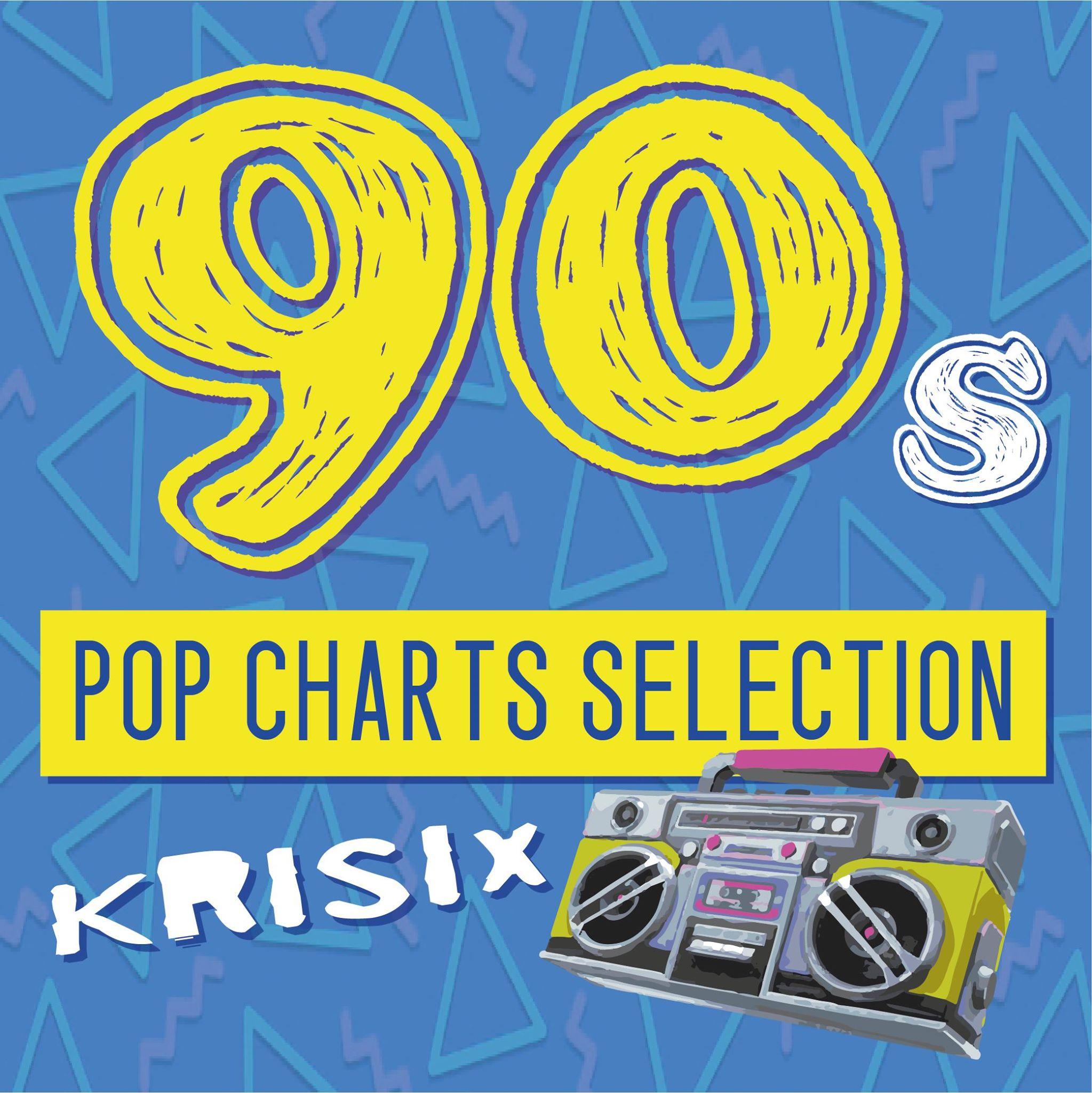 90s Pop Charts v2