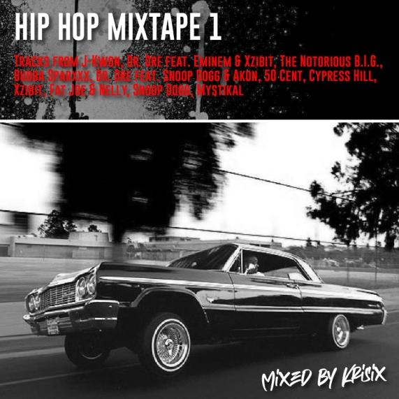 Krisix Hip Hop Mixtape 1